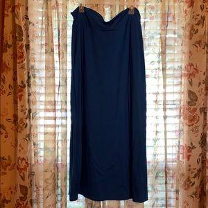 Long net skirt size extra large